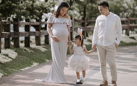 Malaysia Maternity Portrait